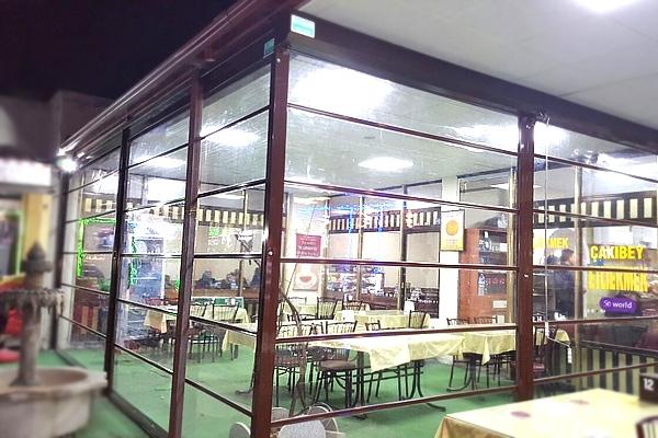 Şeffaf Store İzmir